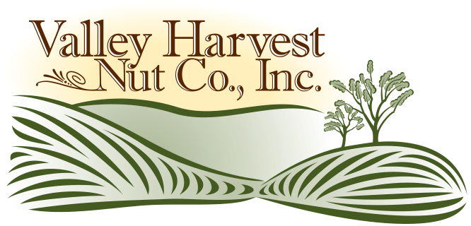 Valley Harvest Nut Company logo